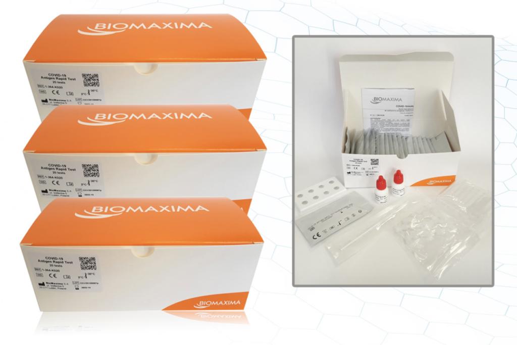 test antigenique biomaxima